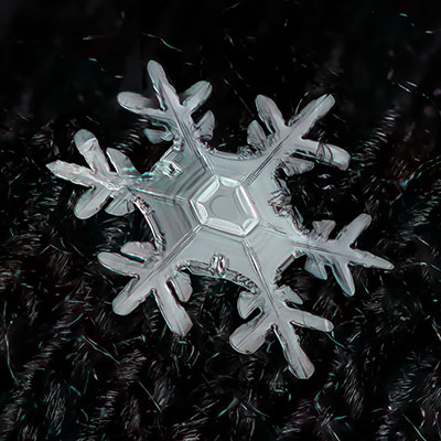 Snowflake 010 Copyright 2015 James A. Rinner